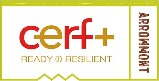 Ready + Resilient:  CERF+ and Arrowmont