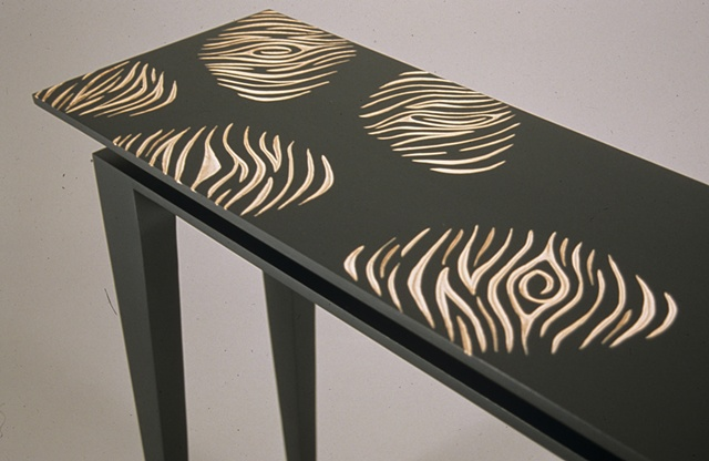Detail, Fingerprint Table