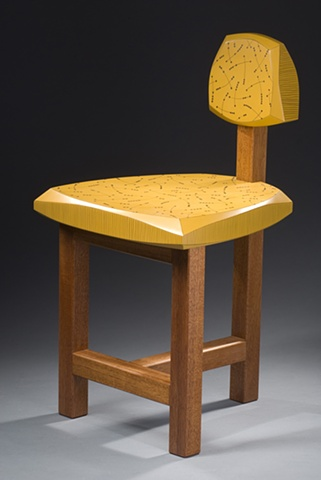 Yellow Children's Chair