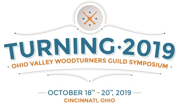 Featured Demonstrator:  Ohio Valley Woodturning Symposium