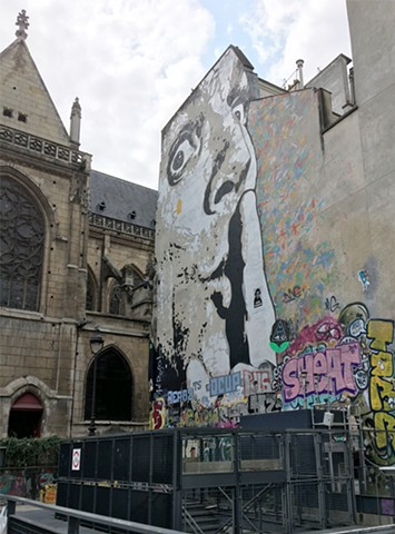 Paris Street Art #3