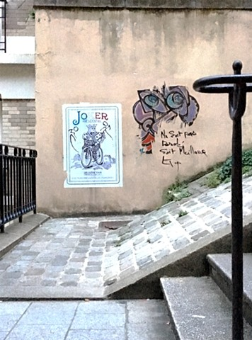 Paris Street Art #2