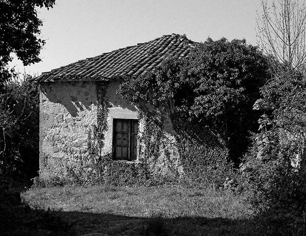Farm house in Galicia