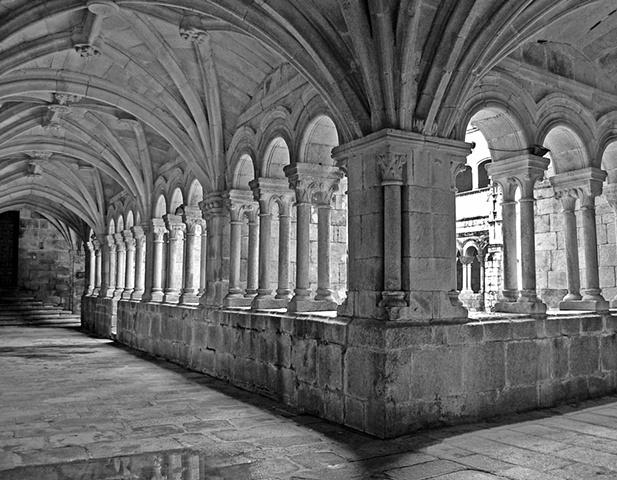Monastery, San Estevo