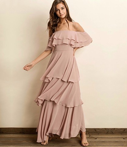 Summer'18 - twirlin' maxi
