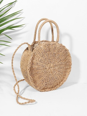 Summer'19 - straw tote