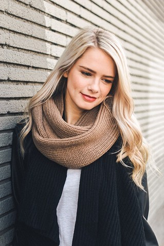 Winter '17 - cozy scarves