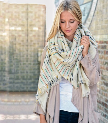 Fall 2016 - blanket scarves