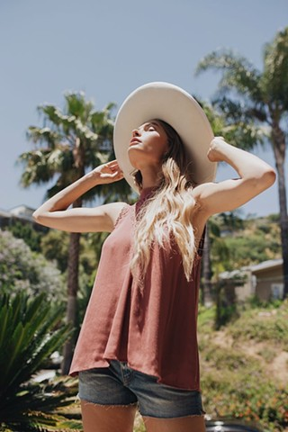 Summer'18 - gentlefawn top
