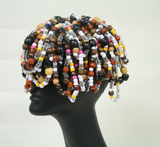 Swinging  Beads (profile view)