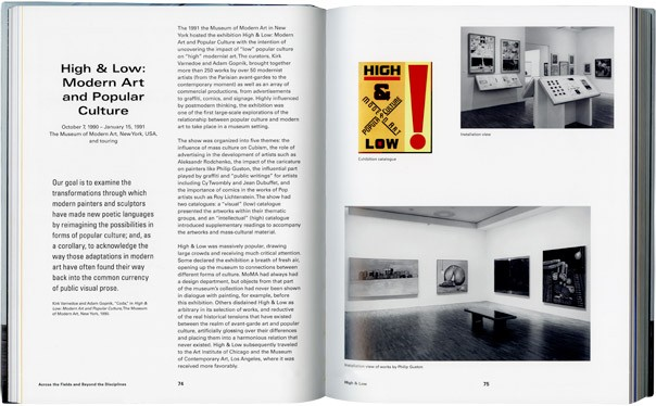 """Show Time: The 50 Most Influential Exhibitions of Contemporary Art"" by Jens Hoffmann with research and editorial assistance from Joanna Szupinska-Myers and Dane Jensen."