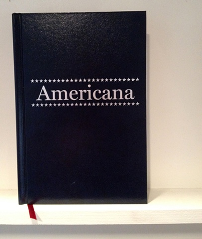 Event / Public Conversation: Book Launch, 'Americana: 50 States, 50 Months, 50 Exhibitions'