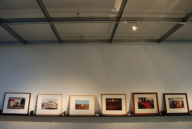 "Exhibition: ""Preview of Christie's Sale 'Photographs by William Eggleston from the Collection of Bruce and Nancy Berman'"" William Eggleston Moss Gallery, Los Angeles 2008  Co-Curated and Co-Organized by Dane Jensen"
