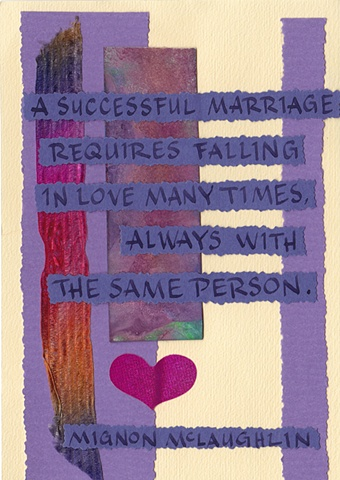 McLaughlin - A Successful Marriage