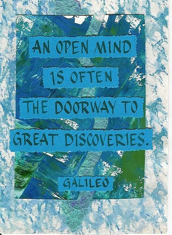 Galileo - Open Mind