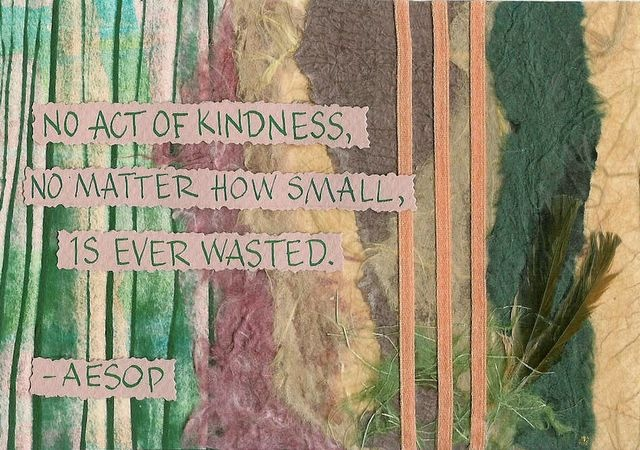 Aesop - Act of Kindness