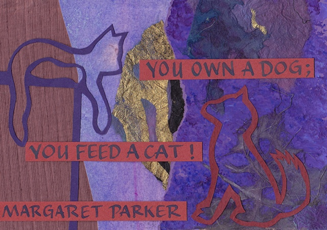 Margaret Parker - You Own a Dog