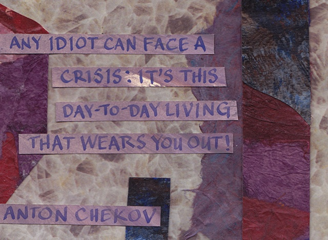 Chekov - Any Idiot