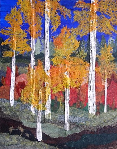 Red Maples l Giclee
