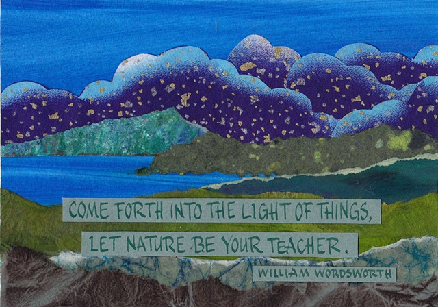 Wordsworth - Let Nature Be Your Teacher