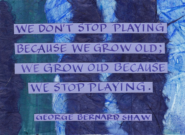 Shaw - Grow Old