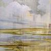 Tidal flats; rain