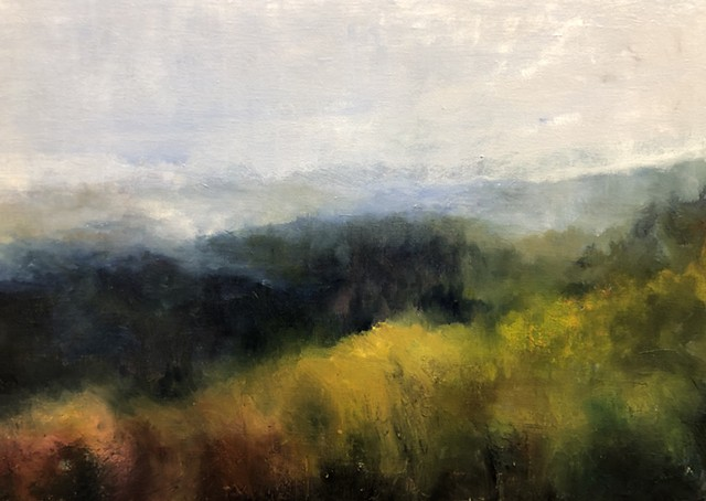 BALSAM GAP VIEW. SOLD
