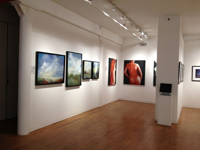 AGORA GALLERY IN CHELSEA NYC