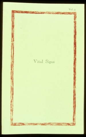 Doubly Bound: Vital Signs