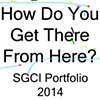 How Do You Get There From Here? Exchange Portfolio 2014