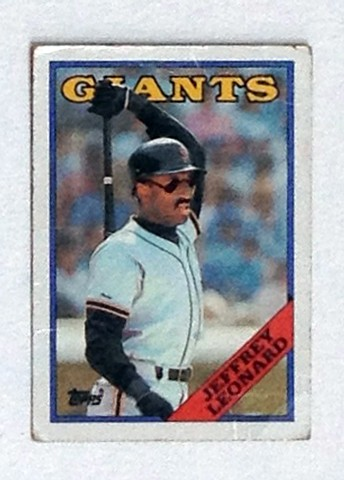 Baseball Card Sunglasses 2