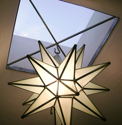 Star Light hanger