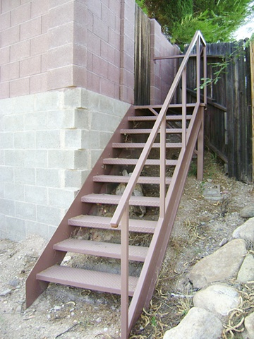 Gibson Stairs