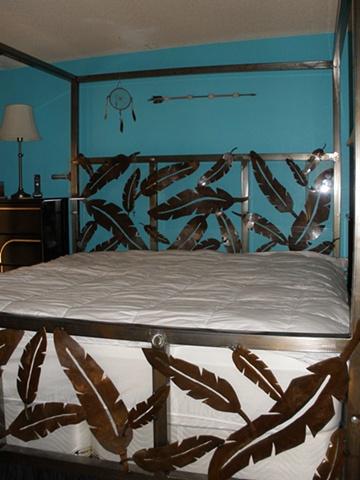 Victoria's Bed