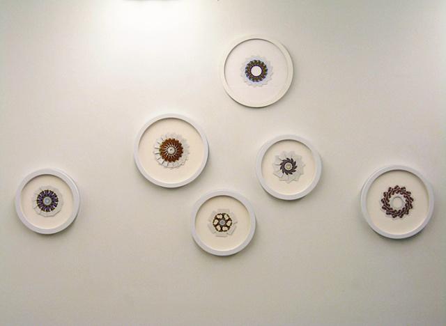 Circles Installation
