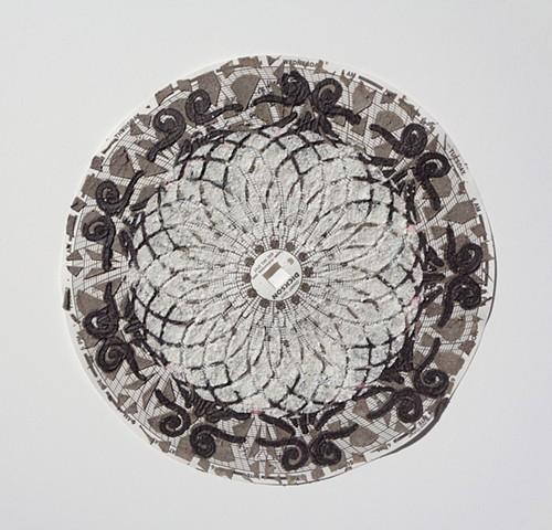 Untitled, Graph Mandala Series