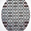 works on paper-eggshells, wood ash,