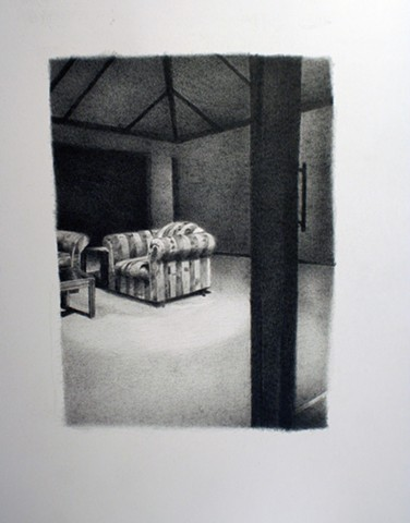 graphite, drawing, kimmel nelson harding art center, sean lyman, missouri state, art