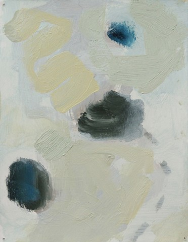 Abstract Study Blue/Grey I