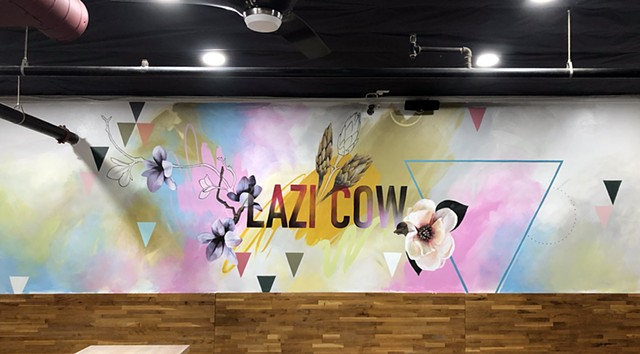 Lazi Cow Tea Shop Davis