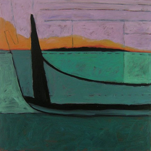"""Sea Geometry No. 76 / Ocean Hull"""