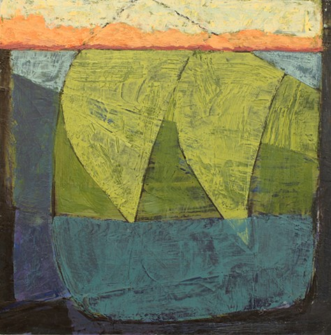 Sea Geometry No. 190 - SOLD