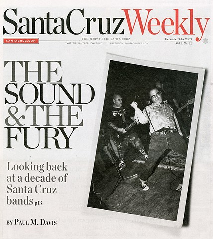 The Sound & The Fury
