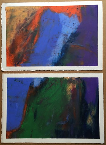 3/7/16 & 3/8/16 Diptych
