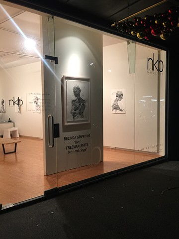 Installation image of 'Turn' at Föenander Galleries (formerly nkb gallery)