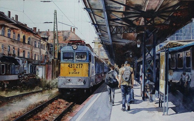 Last Station, Budapest-Keleti