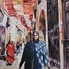 Fez Alleyway