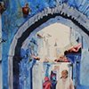 After the Rain at Chefchaouen
