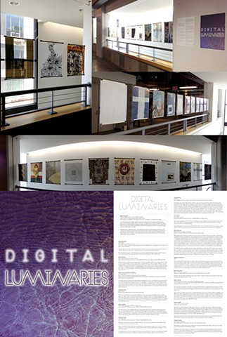 Digital Luminaries Portfolio and Exhibition