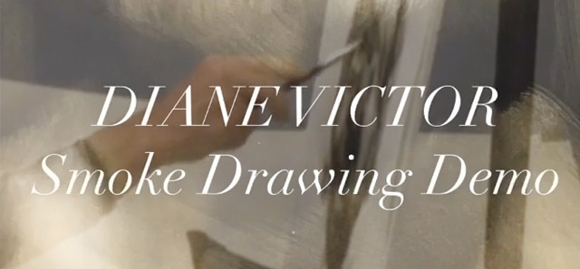 Artist Assistant for Diane Victor